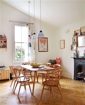 Interiors: Donna Wilson's colourful London home - Telegraph