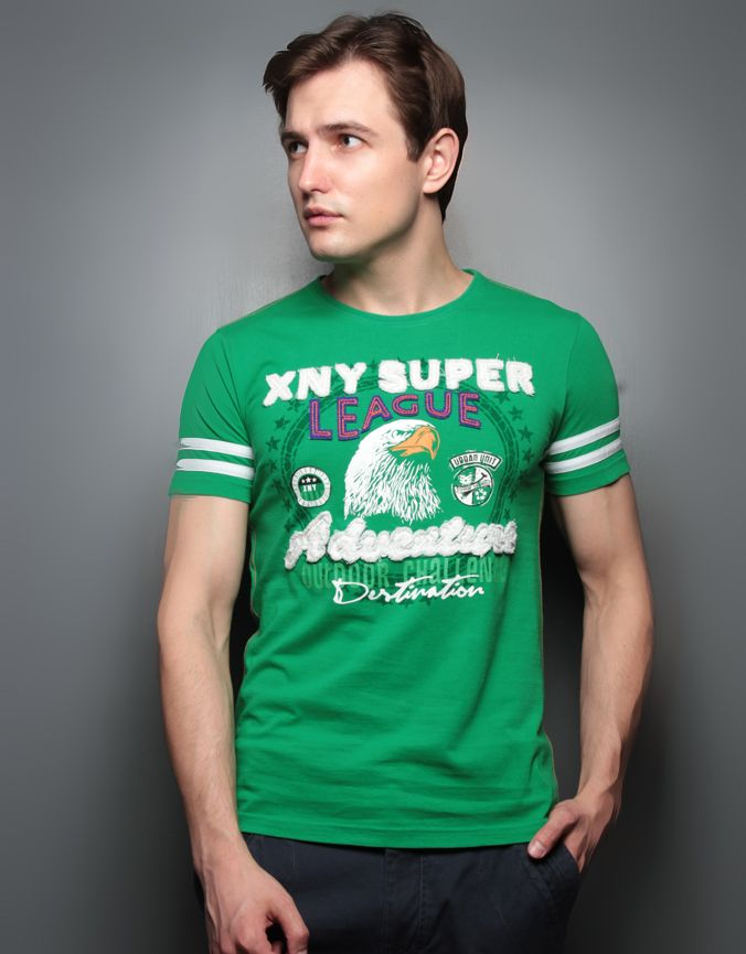 XnY Super League T-shirt