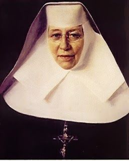 March 3 - Today the Church celebrates the feast of St. Katharine Drexel, a Philadelphia heiress who abandoned her family's fortune to found an order of sisters dedicated to serving the impoverished African American and American Indian populations of the United States. Catholic Fire: St. Katharine Drexel