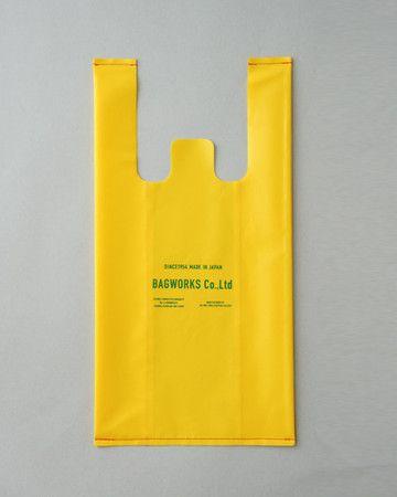 中川政七商店 【BAGWORKS CONVENIENCEMAN M イエロー】【包装】【のし】