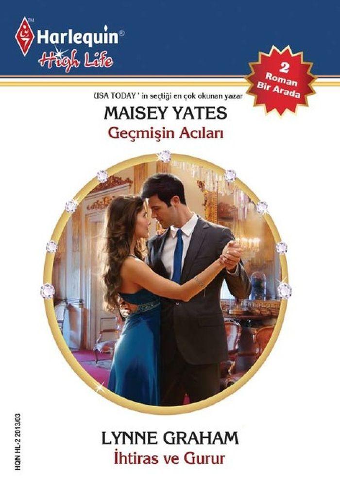 Amazon.com: Gecmişin acıları Ihtiras ve gurur (Turkish Edition) eBook: Maisey Yates, Lynne Graham: Kindle Store