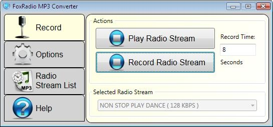 Record Online Music And Save It In mp3 Format!