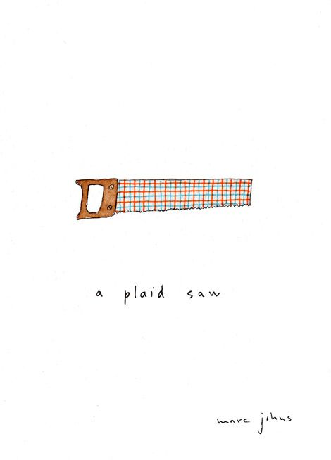 An Illustration by Marc Johns.