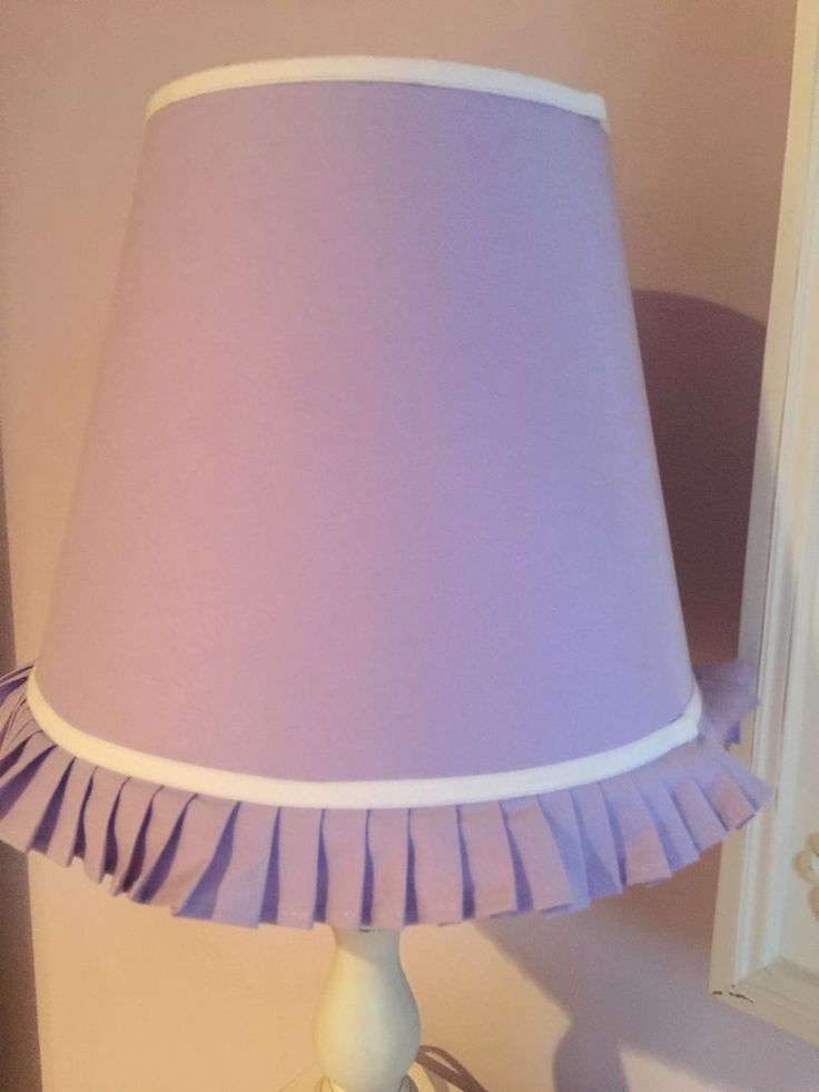 The 25 best pottery barn lamp shades ideas on pinterest silk pottery barn kids lamp shade purple aloadofball Image collections
