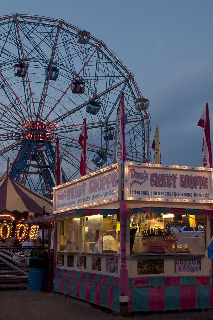 Coney Island - Brooklyn - New York - USA (von AliJG)