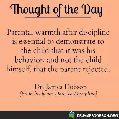 It's so important to always reinforce this. It effects.a childs sense of security.