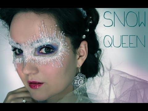 Snow Queen tutorial by Klaire De Lys