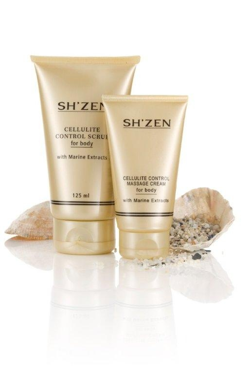 The Cellulite Control Scrub and Cellulite Control Massage cream are highly effective and intensive marine-based body treatments that assist in the breakdown of cellulite.  http://www.shzen.co.za/body_cellulite_control.php