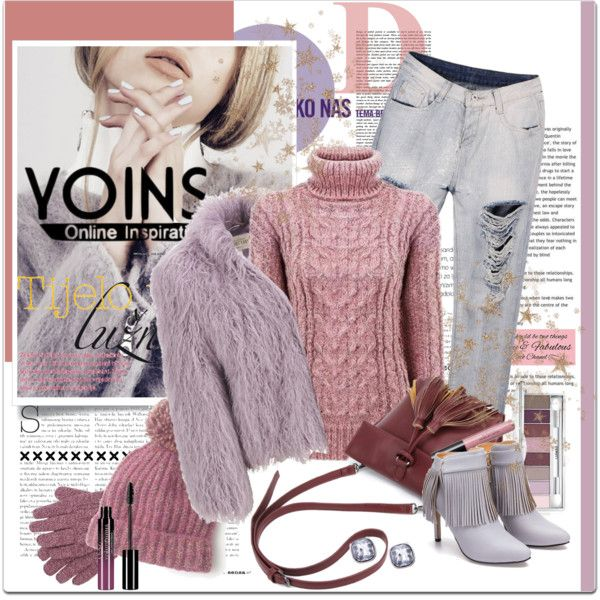Yoins.com Contest - Win Pink Jumper with High Neck or $30 voucher!!! by…