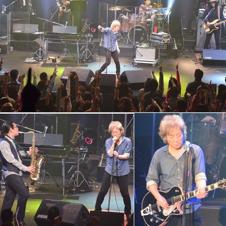 「佐野元春 & THE COYOTE GRAND ROCKESTRA 35周年アニバーサリー・ツアー。2016.2.6 仙台電力ホールより」