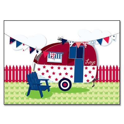 #caravans: Caravan Storage, Campers Cards, Families Holidays, Nice Things, Campers Best, Carvan Prints, Beautiful Caravan, Caravan Stuff, Boys Vintage