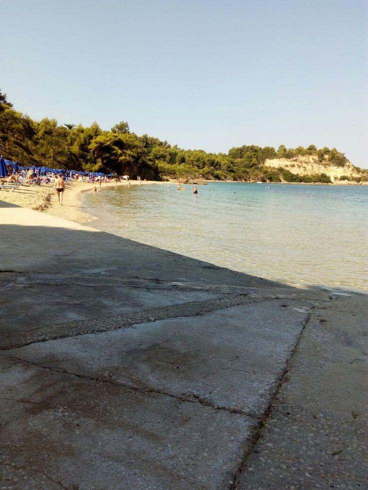 Mediterranée beach! Lassi,Kefalonia!!!