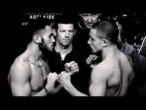 MMA Fight Night Melbourne: Warrior Code - Robert Whittaker
