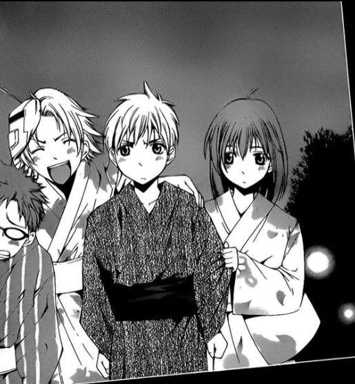 Takashi, Akari, Haruto...