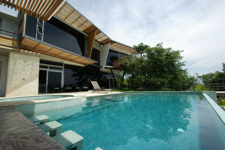 35 best images about contemporary luxury homes in costa for Costa rica luxury homes for sale