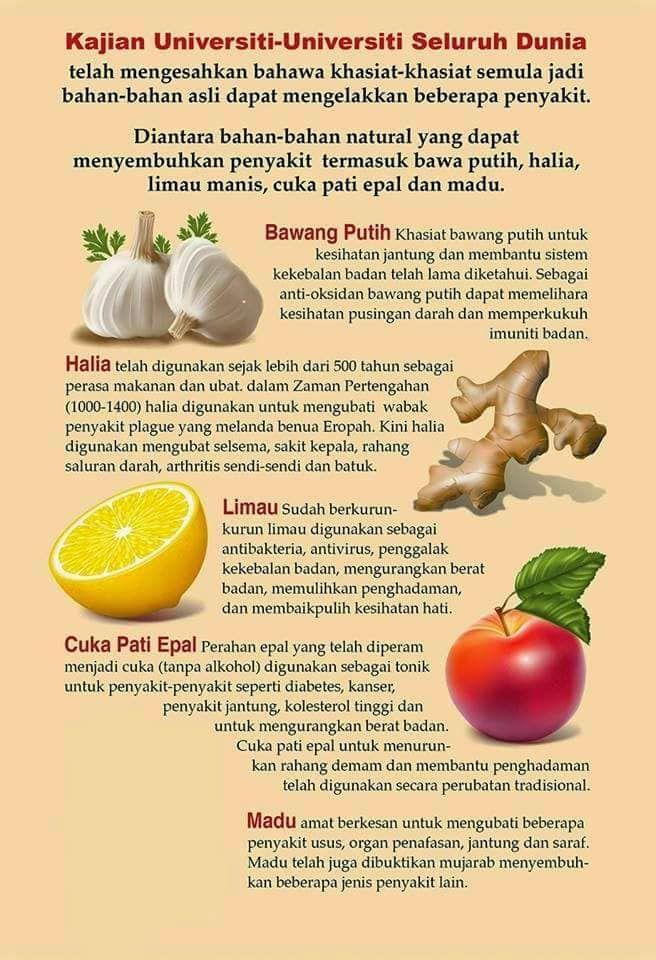 Cara Mudah Turunkan Kolesterol Hanya Guna 5 Bahan Semulajadi Ni Rasa Resep Makanan Makanan Kesehatan