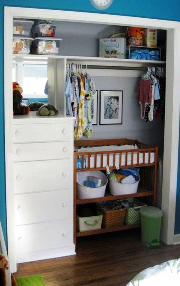 DIY Baby Closet Organization Ideas   Nursery Closet Organization Ideas We  Love