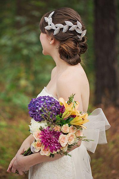 30 Artistic Half Up Half Down Marriage ceremony Hairstyles Weddings, Hair