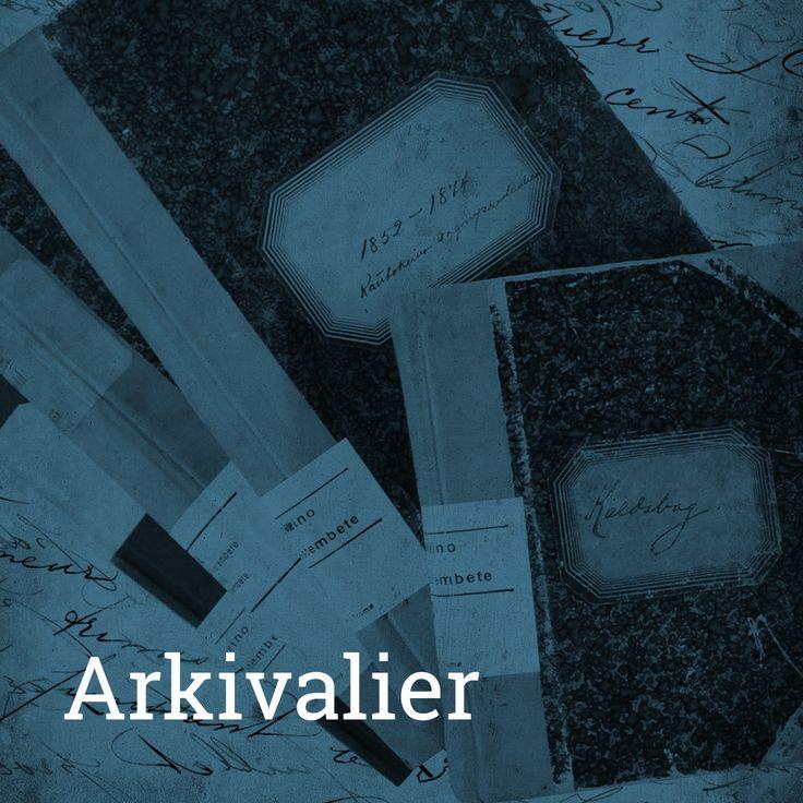 arkiv.dk | Inga Marie Kirstine Holst