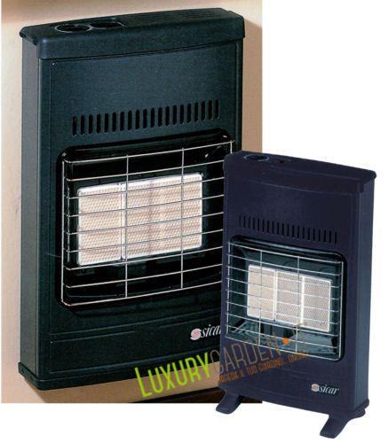 Stufa-A-Gas-Metano-Infrarossi-Con-Ventilazione-4200-W-Eco-Sicar-Parete-Pavimento