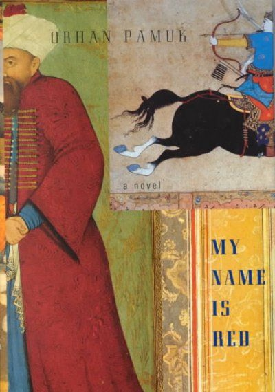 My name is Red / Orhan Pamuk