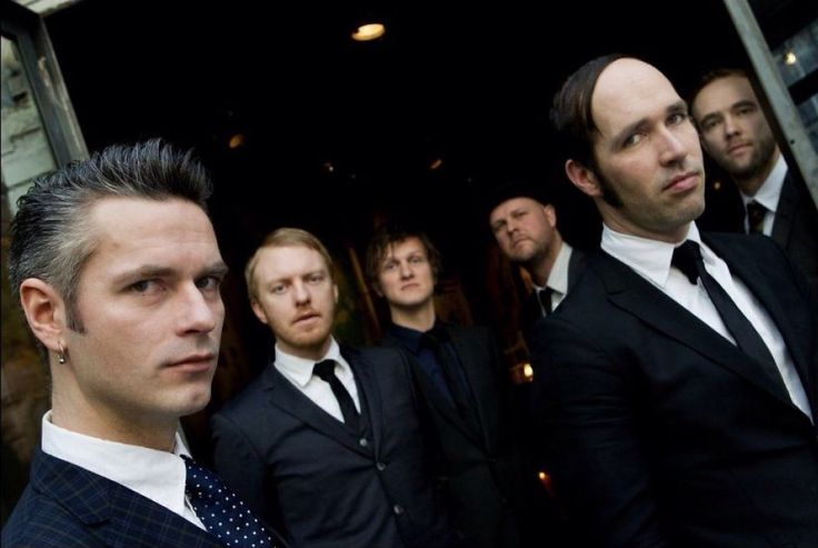 Kaizers 2011 Back when Helge had the awesome combover