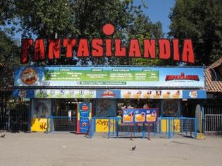 Place to go - Fantasilandia (Santiago, Chile)