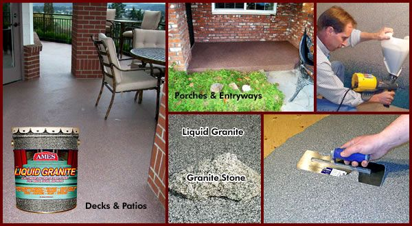 7 Best Liquid Granite Decorative Coating Images On