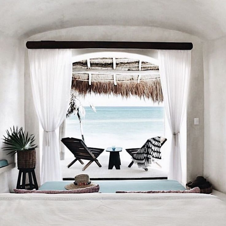Escape with the Tulum Roundie via Instagram @ travelplusstyle