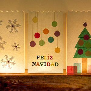 ...   Árboles, Calendario de adviento y Árboles de navidad de fieltro