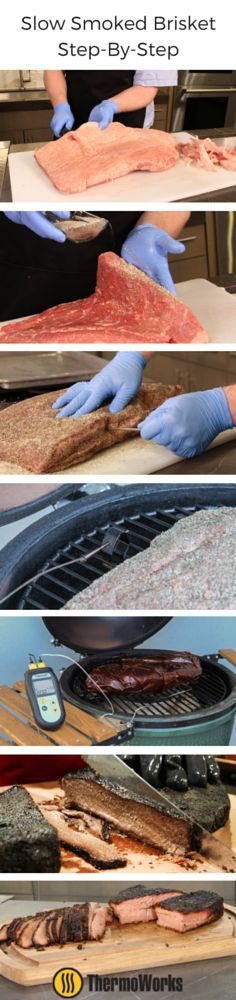 How to Smoke a Brisket | Brisket is a rite of passage for anyone with a smoker. It's the ultimate challenge: taking what is arguably the toughest piece of meat in the whole cow, and through the art and craft of low-and-slow smoking, turning it into pure meat candy