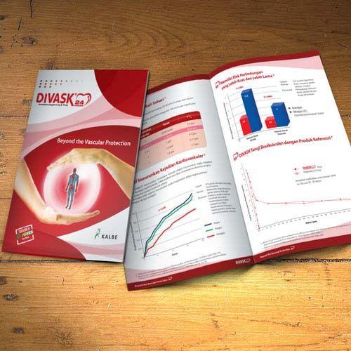 Desain brosur PT. Kalbe Fara, Tbk. www.simplestudioonline.com
