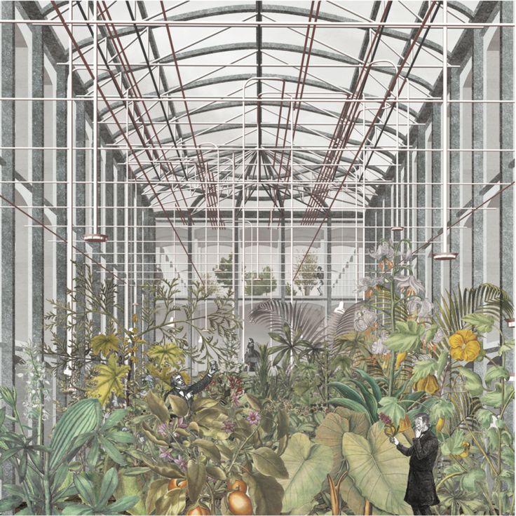 A Garden for Fantasy | KooZA/rch