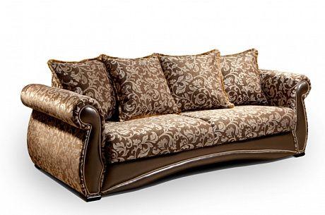 Модель «Адмирал Комфорт, Диван прям. 3-мест., (спеццена)» - итальянская мебель в интернет магазине Home Classic.