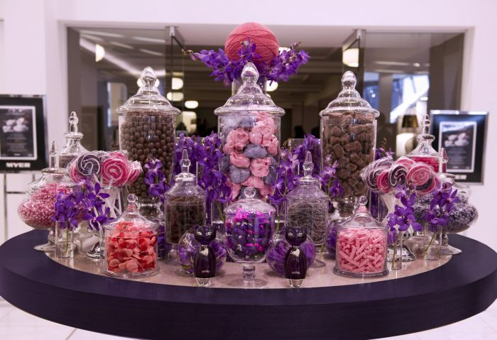 candy table candy bars pinterest candy table purple candy and buffet