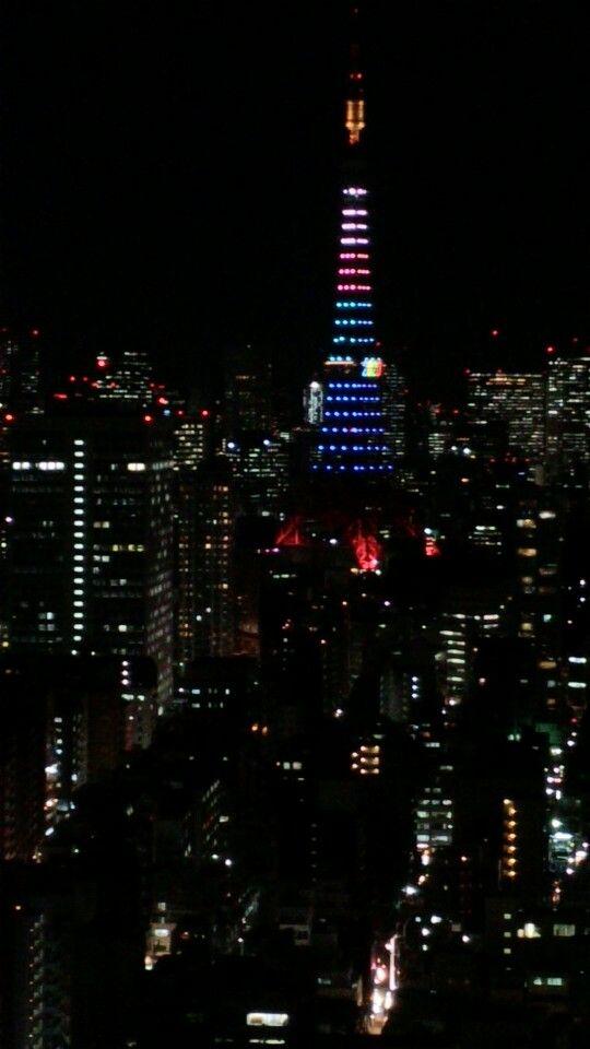 東京タワー オリンピック