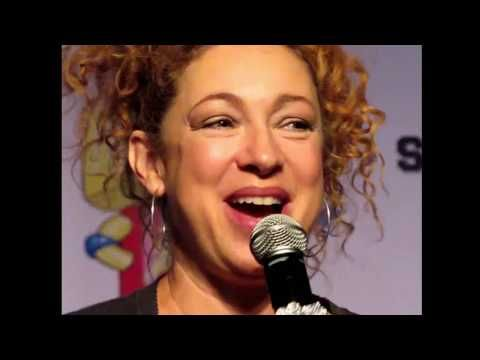 Alex Kingston finds out Jodie Whittaker is 13!