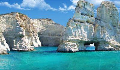 Η Μήλος και η Σίφνος στα 10 καλύτερα νησιά της Μεσογείου