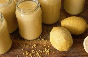 ΣυνταγήΠανεύκολη Κρέμα Λεμονιού, χωρίς Αυγά - Συνταγές μαγειρικής , συνταγές με γλυκά και εύκολες συνταγές από το Funky Cook