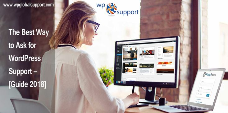 Do you faced any issue with your WordPress Website? The user feels free to ask for WordPress support.WordPress is a  platform for designing and as well as web development. Many developers prefer WordPress over other powerful web development platforms.