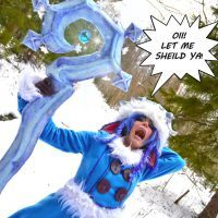 Winter wonder Lulu Cosplay by Nimdra by Nimdra