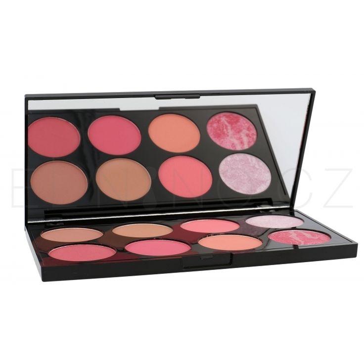 Makeup Revolution London Ultra Blush Palette Tvářenky pro ženy