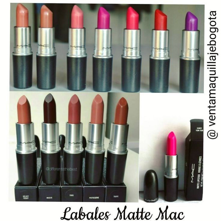 �� Hermosos labiales Mac matte clasicos ���������� �� Info: 3224712126  #makeup #instamakeup. #toptags #cosmetic #cosmetics #fashion #eyeshadow #lipstick #gloss #mascara #palettes #eyeliner #lip #lips #tar #concealer #foundation #powder #eyes #eyebrows #lashes #lash #glue #glitter #crease #primers #base #beauty #beautiful #makeup #instamakeup #cosmetic #cosmetics #TFLers #fashion #eyeshadow #lipstick #gloss #mascara #palettes #eyeliner #lip #lips #tar #concealer #foundation #powder #eyes…