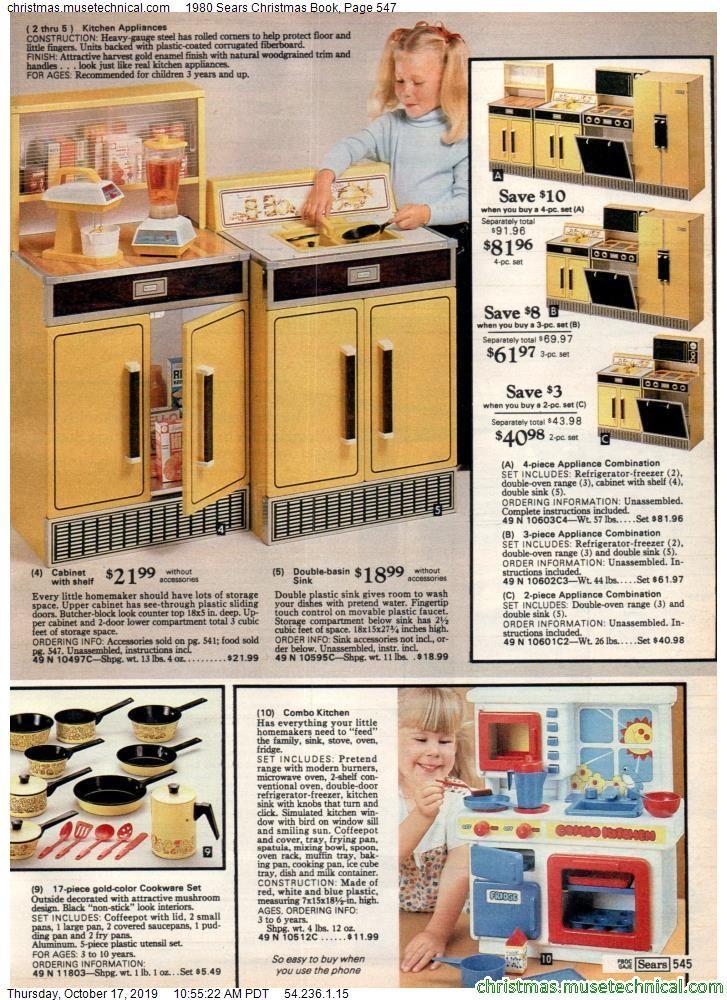 1980 Sears Christmas Book Page 547 Christmas Books Sears Childhood