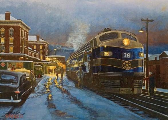 Cumberland Christmas by John Winfield