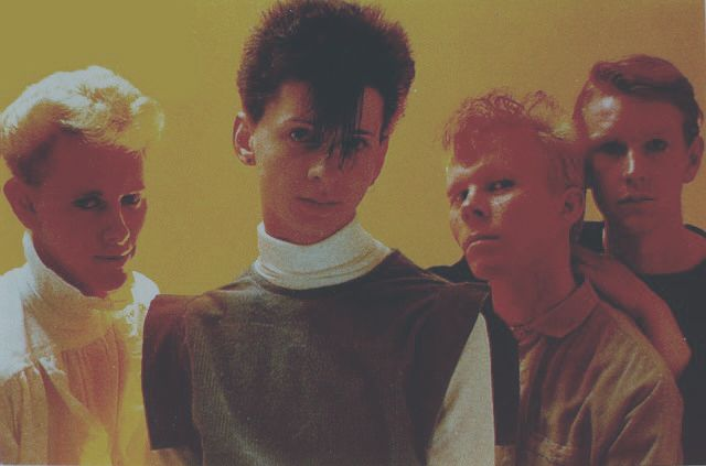 Depeche Mode, Just can't get enough  1981