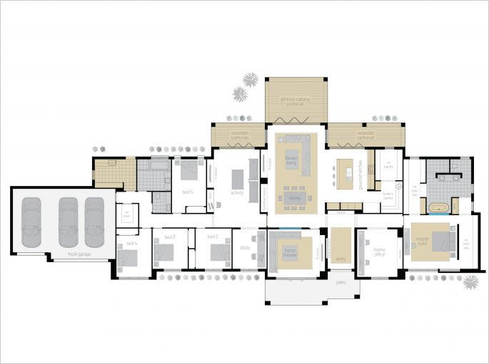 87 best images about floorplans on pinterest open plan for Perfect kitchen floor plan