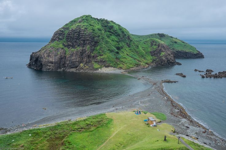 The island of Sado is quite famous for its gold mine which started exploiting Sado's natural gold reserves in 1601. Description from gaijingojapan.com. I searched for this on bing.com/images