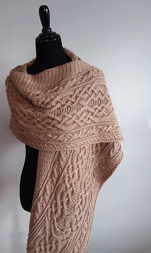 Ravelry: Glenshee pattern by Luise O'Neill