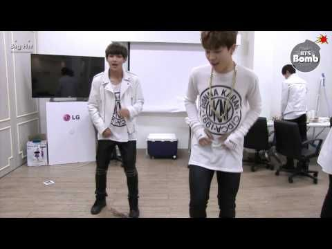 [BANGTAN BOMB] it's tricky is title! BTS, here we go! (by Run–D.M.C.) - YouTube